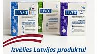 Testa rezultāti: LIVEO – pienskābo un bifidobaktēriju komplekss pieaugušajiem un bērniem