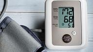 Veselības indekss: Katram trešajam paaugstināts asinsspiediens, katrs ceturtais nezina savus mērījumus