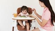 Veselīgs mazuļa uzturs šodien – stipra imunitāte nākotnē: Ko ēst vasarā?
