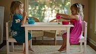 5 padomi, kā mudināt bērnus ēst vairāk dārzeņu