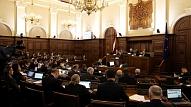 Saeimas komisija noslēdz darbu pie psihologu profesionālās darbības regulējuma