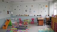 Bērnu slimnīcā atklāj telpas sociālās aprūpes pakalpojuma sniegšanai bērniem ar invaliditāti