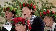 Dziedāšana korī var aizvietot psihoterapeitu