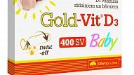 Gold-Vit® D3 Baby - D3 vitamīns zīdaiņiem un bērniem