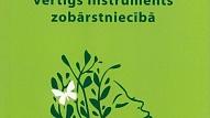 Iznākusi grāmata par homeopātijas pielietošanas iespējām zobārstniecībā