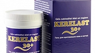 KERELAST 30+ gels sabiezētai ādai un nagiem