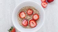Ko ēst pirms un pēc maratona? Stāsta speciāliste