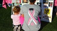 Krūts vēža paciente: Es vēlos dzīvot!
