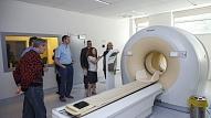 Latvijas onkologi iepazīstas ar pozitronu emisijas tomogrāfijas (PET/CT) metodi un tās lietojumu onkoloģijā