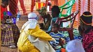 Libērijas prezidente izsludina komandantstundu Ebolas vīrusa ierobežošanai
