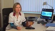 """""""Medicīnas Aktualitātes"""":Vēnu mazspējas simptomi"""