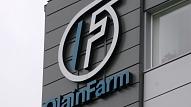 """""""Olainfarm"""" pirmie deviņi mēneši šogad bijuši ienesīgākie kompānijas vēsturē"""