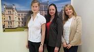 Piešķirta izcilības stipendija LU farmācijas programmas studentēm