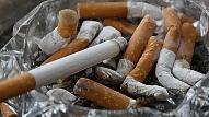 Pretsmēķēšanas kampaņas jauniešu vidū panākušas smēķētāju skaita samazināšanos