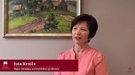 Profesore: Labie vīrusi ir medicīnas nākotne (VIDEO)