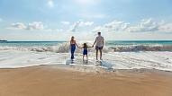 Psiholoģe: Kopīgas aktivitātes nostiprina ģimenes saites