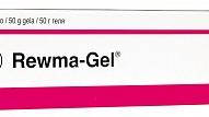 Rewma-Gel® 50g -  dabīgs kā ķermeņa kustības