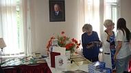 """Rīgas slimnīcā """"BIKUR HOLIM"""" noticis pasākums par godu akadēmiķim Anatolijam Bļugeram"""