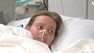 Smagi slimajai Baibai Baronei atrasts aknu donors; operāciju veiks jau šodien
