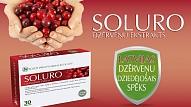 Soluro – dzērveņu koncentrāts