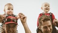 Atcerēsimies par tēvu nozīmi bērnu audzināšanā