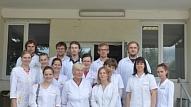 Topošie mediķi Jēkabpils slimnīcā saņem uzticības kredītu