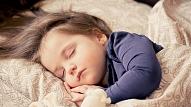 Vai mans bērns guļ pietiekami? Skaidro ārste