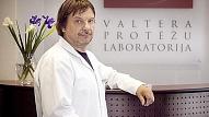 Valdis Valters: Acs protēze neatdod redzi, bet atgriež cilvēku sabiedrībā