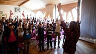 Veselīga dzīvesveida konkursā uzvarējuši Ugāles, Sarkaņu un Palsmanes skolēni
