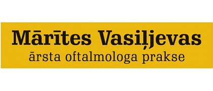 Mārītes Vasiļjevas ārsta oftalmologa prakse