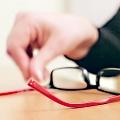 Brilles, lēcas, redzes korekcija