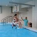 Invalīdu pacēlāji baseiniem