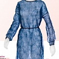 Vienreizējie polipropilēna halāti