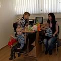 Terapija bērniem, zīdaiņu vingrošana