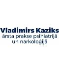 Vladimirs Kaziks - ārsta prakse psihiatrijā un narkoloģijā